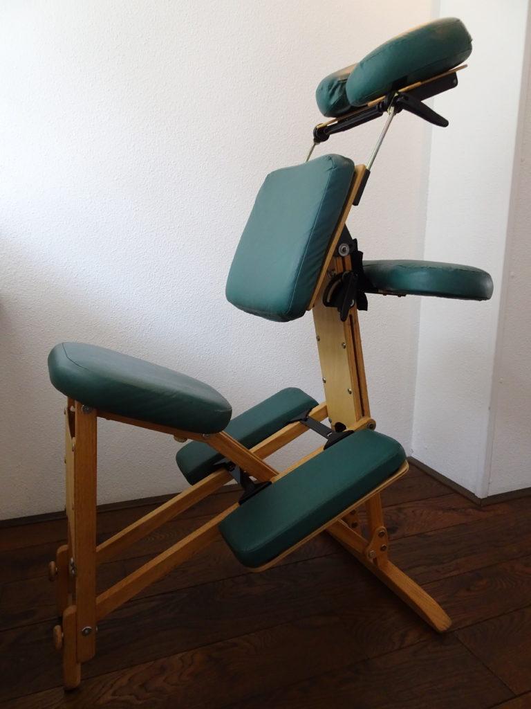 Kennismaken met massage? Dan is een stoelmassage iets voor jou.